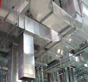 山西中央空调通风管道安装
