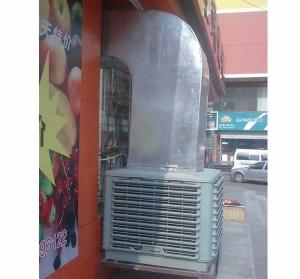 阳泉中央空调通风管道