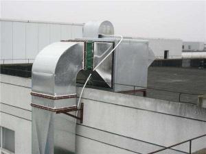 阳泉酒店排烟风管安装