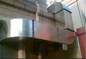 吕梁酒店排烟风管