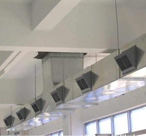 吕梁中央空调通风管道安装解决方案